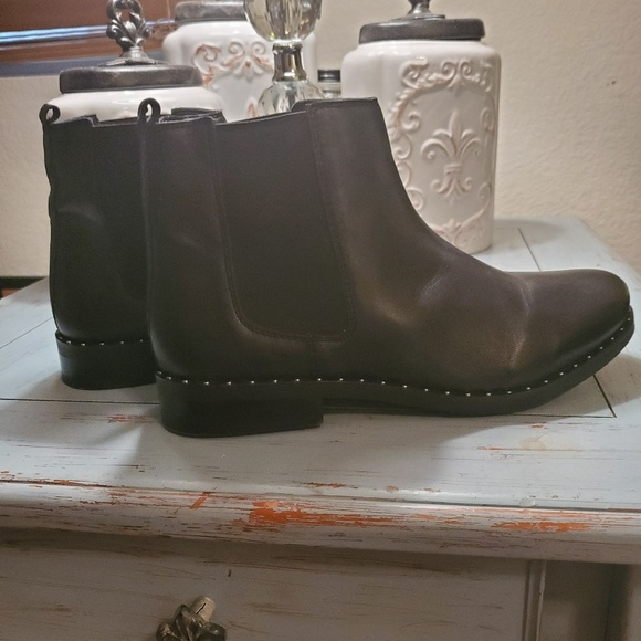 Steve Madden Shoes - Moto Ankle boots!